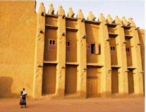 Ancient Kano Walls